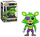 Funko Pop! Five Nights at Freddy's Blacklight Foxy Exclusive Vinyl Figure