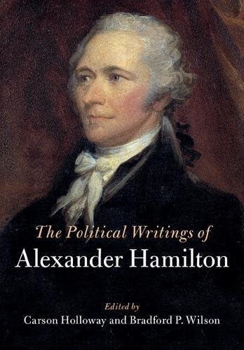 The Political Writings of Alexander Hamilton 2 Volume Hardback Set product image