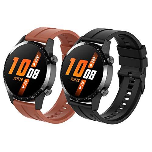 fibbia cinturino orologio Tosenpo Cinturino per Huawei Watch GT 2 46mm/Huawei Watch GT/Watch GT 2e