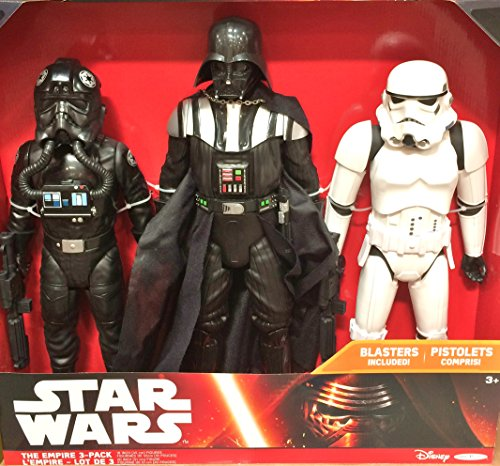 STAR WARS Character Figurines-The Empire Classic, Set of 3