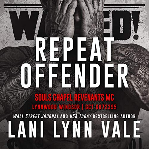 Repeat Offender Audiobook By Lani Lynn Vale cover art