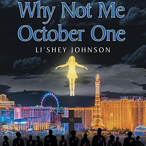 Why Not Me October One Audiobook By Li'Shey Johnson cover art