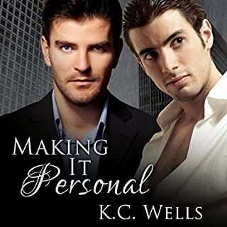 Making It Personal audiobook cover art