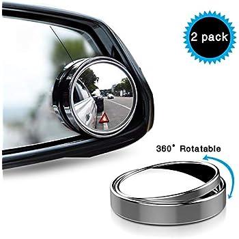 360 Grad Drehung Blind Spot Spiegel SODIAL 1 St/üCke Universal Auto Anti-Toten Winkel Hilfs Spiegel Spiegel Auto Lieferungen