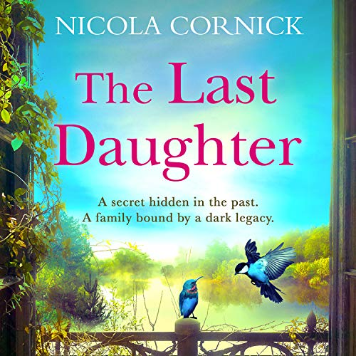 The Last Daughter cover art