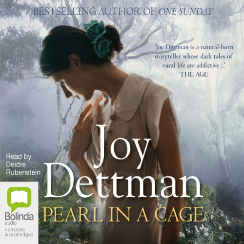 Pearl in a Cage audiobook cover art