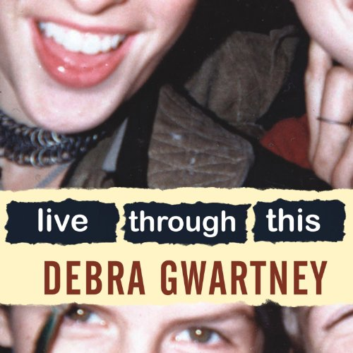 Live Through This audiobook cover art