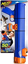 Nerf Dog Large Size Tennis Ball Blaster Dog Toy, Great for Fetch, Hands-Free Reload, Launches up to 50 ft, Single Unit, Includes 1 Nerf Ball