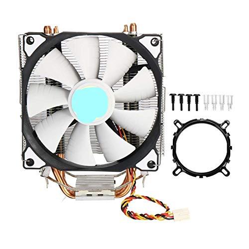 NINGXUE-MAOY 4 CPU Tropical Cooler 3 120 Mm Computadora CPU Ventilador De Enfriamiento para Intel LGA 775/1150/1151/1155/1156/1156 Y AMD Toda Plataforma