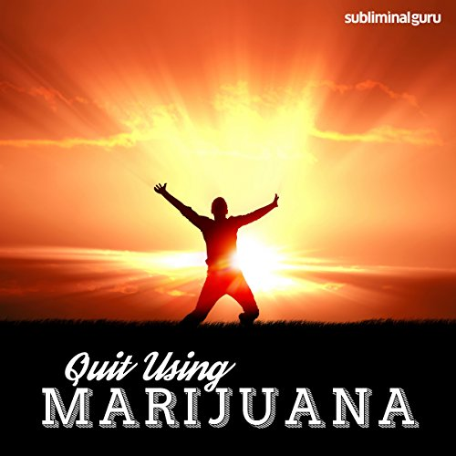 Quit Using Marijuana audiobook cover art