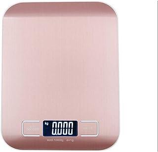 Básculas Digitales Báscula de Cocina Digital multifunción Escala electrónica Ultrafina para Alimentos Escala de Alimentos 33 lbs. Durable Básculas Digitales