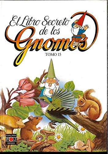 El maravilloso mundo de los gnomos.El libro secreto-tomo15-