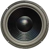 MASTERAUDIO 1 WOOFER CW1000/8 Altavoz 25,00 cm 250 mm 10' 220 vatios rms y 440 vatios MAX impedancia 8 ohmios sensibilidad 90 db hogar, 1 Pieza