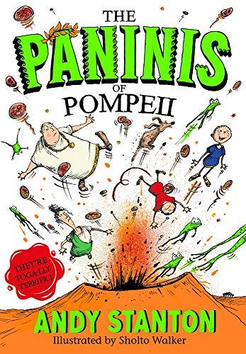 The Paninis Of Pompeii (Romans Book 1)