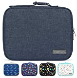 Simple Modern 3L Hadley Lunch Bag for Kids - Blue Insulated Women's & Men's Lunch Box -Deep Ocean