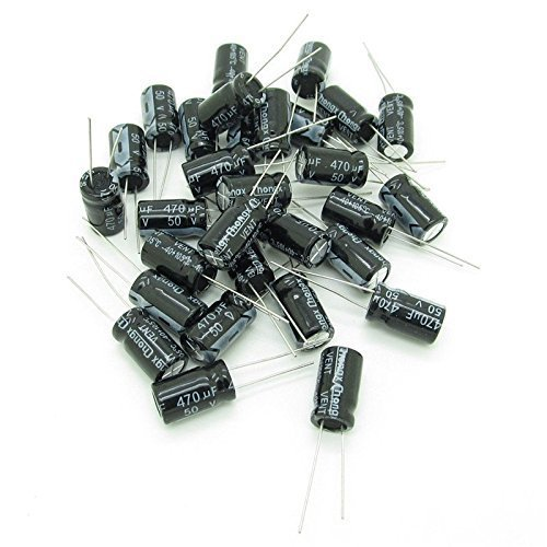 Top 10 electrolytic capacitor 470uf 50v for 2020