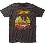ZZ Top Legs Fitted Jersey tee (Small)