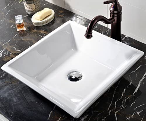 Top 10 Best white vessel sink with faucet combo Reviews