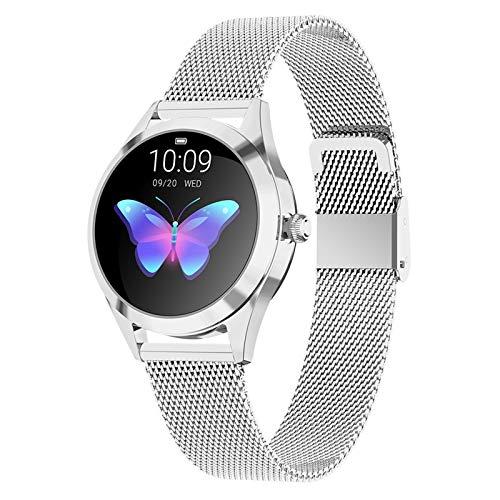 InnJoo Reloj VOOM Clásico para Mujer, Silver