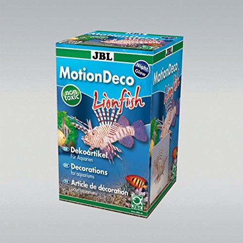JBL Motion Deco Lionfish 60455 Dekorfigur Rotfeuerfisch, beweglich für Aquarien