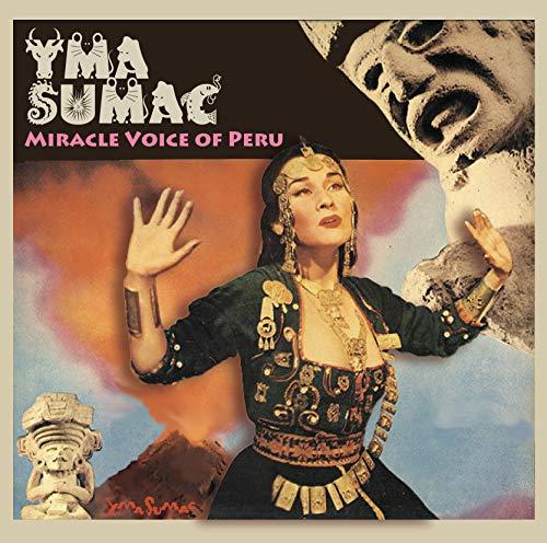 ペルーの歌姫イマ・スマック | 奇跡の名唱集