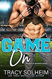 Game On: Out of Bounds Novel (An Out of Bounds Book 1)