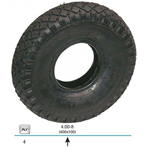 Reifen-Mantel Decke Schubkarre Rad 4,00-8 400 V9059001