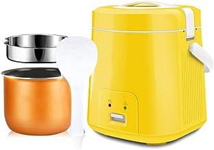 Intelligente digitale multi-rijstkoker met binnenpan van topkwaliteit en draagbaar handvat(1,8 l/300 W/220 V),geel