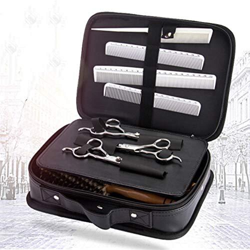 Barber Tools - Estuche de viaje profesional para peluquería, tijeras de peluquería