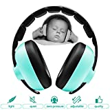 Zoom Time Noise Cancelling Ear Safety Protection Headphones Best Infant Baby Toddler Ear Protection Ages 0-2 Adjustable Headband Sound Cancelling Travel Accessory For Stroller, Quiet Time, Loud Noises