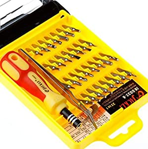 32-in-1 Professional Hardware Screw Driver Tool Kit lym H8841