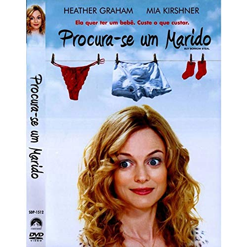 DVD Procura-se Um Marido - Heather Graham