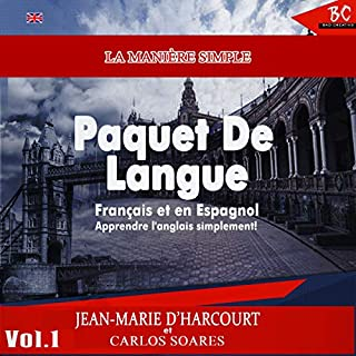 La Manière Simple Paquet De Langue : FRANÇAIS ET EN ESPAGNOL [The Simple Way Language Bundle French & Spanish] cover art