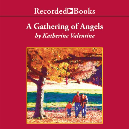 A Gathering of Angels audiobook cover art
