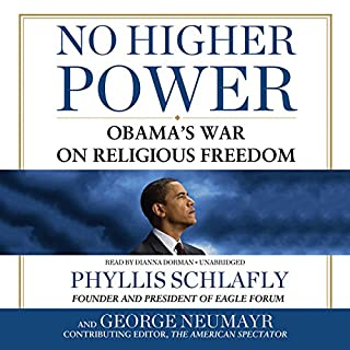 No Higher Power audiobook cover art
