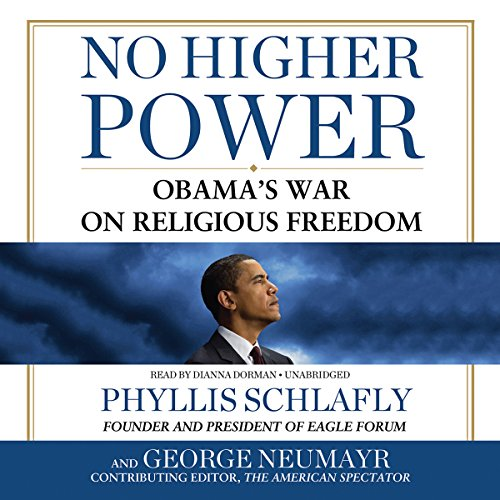No Higher Power audiobook cover art