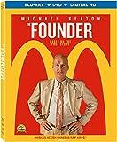 Founder, The [Blu-ray+DVD+Digital HD]