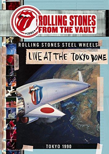 ストーンズ - ライヴ・アット・ザ・トーキョー・ドーム 1990【通常盤SD Blu-ray+BONUS DVD/日本語字幕付】