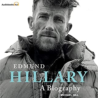 Edmund Hillary - A Biography cover art