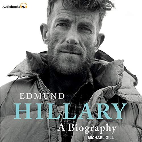 Edmund Hillary - A Biography Titelbild