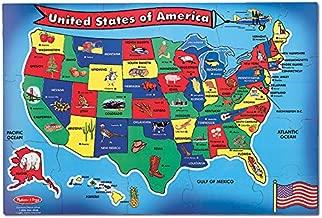Melissa & Doug U.S.A. 51pc Floor Puzzle
