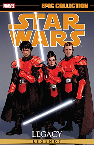Star Wars Legends Epic Collection: Legacy Vol. 1 (English Edition)