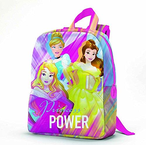 Coriex Disney Princess POWER kleine rugzak kinderrugzak, meerkleurig, M