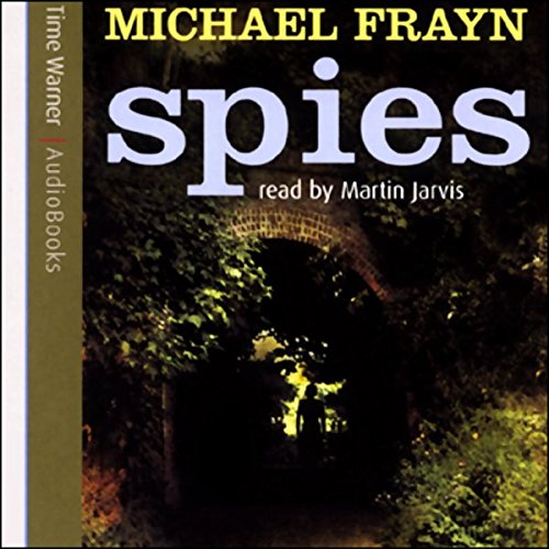 Spies cover art
