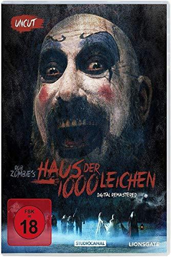 Haus der 1000 Leichen (Uncut, Digital Remastered)