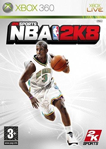 2K NBA 2K8, Xbox 360, ITA - Juego (Xbox 360, ITA, Xbox 360)