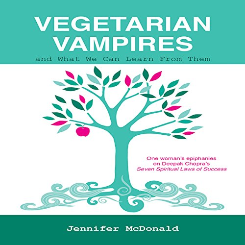 Vegetarian Vampires audiobook cover art