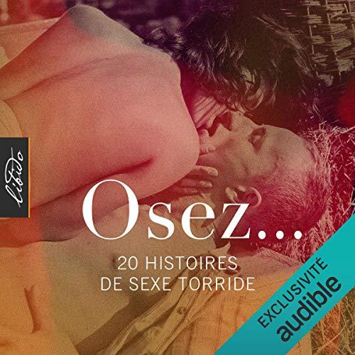 Couverture de Osez... 20 histoires de sexe torride