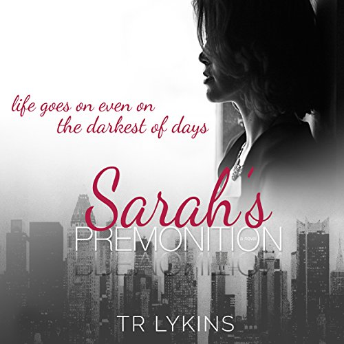 Sarah's Premonition audiobook cover art