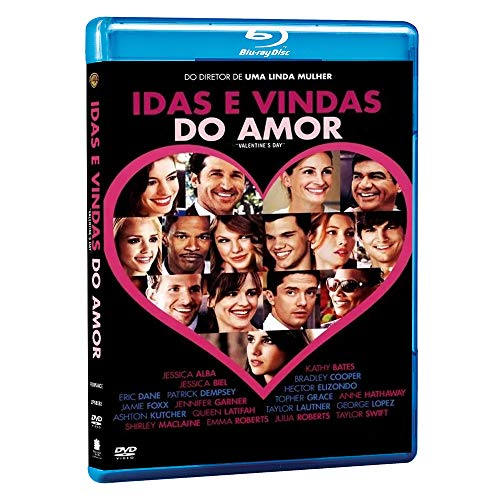 Idas Vindas Do Amor Blu ray